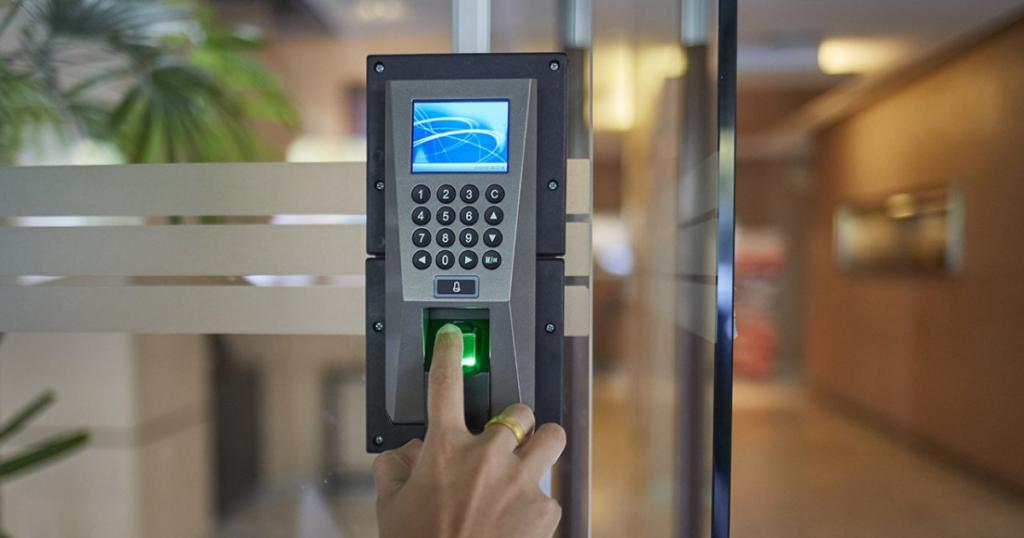 Access Control Systems Dublin 1